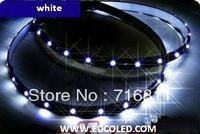 Free shipping by wholesale 30cm 15 LED 3258SMD White light car led strip waterproof 10pcs/lot