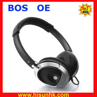 Wholesale cheap BOS OE professional OE headphones with noise cancelling and Free shipping by DHL/EMS