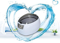 jewelry cleaner, jewelery ultrasonic cleaner with basket, watch and DVD holder, free shipping