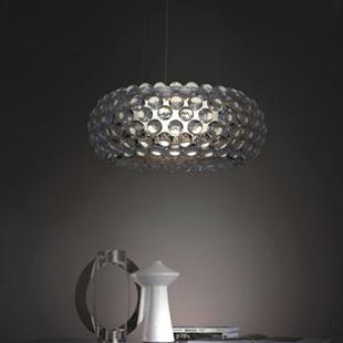product Fashion Foscarini Caboche Jose Beads pendant lamps restaurant light parlor bedroom pendant lighting D50cm Free shipping