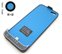 2200mAh Power Bank External Backup Battery Charger Case for iPhone 5, 30pcs/lot, DHL  Free shipping,D0100