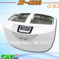 2.5liters home ultrasonic cleaner 70W ultrasonic power 100W heating power cleaning