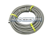 AN6 high quality  stainless steel braided hose ,knitted net high temperature high pressure
