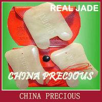 Free Shipping 2013 advanced wholesale Health Natural jade scrapping plate 1pair facial guasha jade+ 1pc body gua sha jade