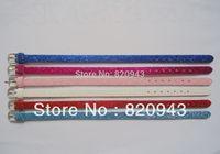Hot sell 50pcs glint 8mm Wristband