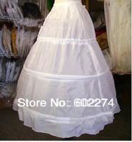 2013 Hot High Quality Three Circle Wedding Petticoats Free Shipping