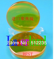 20mm ZnSe Focus Lens for CO2 Laser 63.5mm focal /laser lens for laser engraving machine