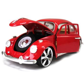 Mz alloy car models classic car  toy car toy base