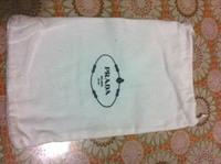 Long design wallet dust bag prad dust cover dust cover packaging bag wallet bags bag
