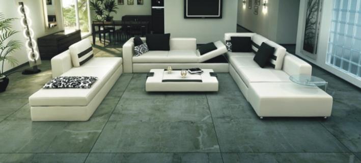 moderne m bel sitzgruppe leder schnitt wohnm bel wohnzimmer sitzgarnitur aus holz in sofa gr e