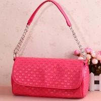 Elegant Women' Shoulder Bags Fashion Women Knit Handbags Ladies' Knit Bag  Free Shipping
