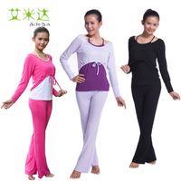 Yoga clothes autumn and winter yoga clothing set 0629