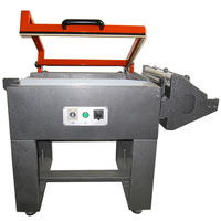 XT-450B Manual L-type sealing & cutting machinery sealing and shrinking machine,all in one equipment,efficient packaging packer
