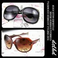 Free Shipping Big Frame Fashion Women Sunglasses Vintage Cheap Plastic Brand Designer Oversize Women Glasses with package