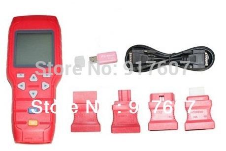 2012 Professional Original X100 + programador chave X 100 Atualização Online(China (Mainland))