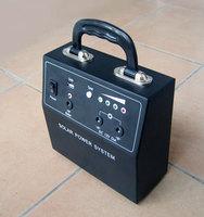 New Design-Solar Charge Controller  Regulator 5A 12V Portable Solar Lighting Kits Box Solar Charge Controller Box