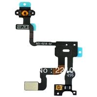 Wholesale Proximity Light Sensor Flex Cable for iPhone 4S   10pcs/lot