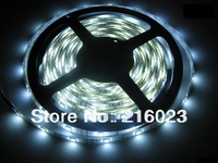5 Sets of 5M RGB Waterproof Flexible 5530 SMD Strip 300 LED Bright Light Cool White Garden Room Use