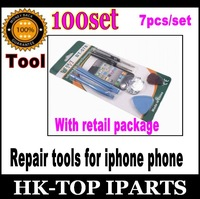 100pcs Open tools for iphone for ipad free shipping,good quality drop shipping lowest price DHL free shipping YL4003