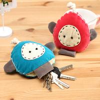 Handmade cloth choula keychain key