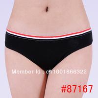 women cotton lace many color size sexy underwear/ladies panties/lingerie/bikini underwear pants/ thong/g-string 7167-24pcs