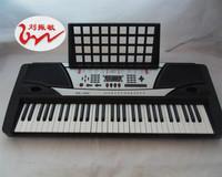 Musical instrument mecco orgatron mk-980 61 key multifunctional digital keyboard