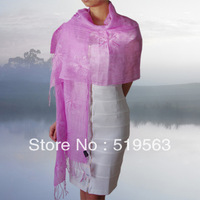 TATSJ Romantic linen scarf OL 2013 fashion women wraps pure and fresh plus size plain spring and summer scarf Exclusive!