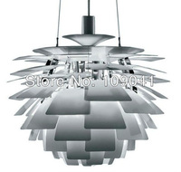 Free shipping +50CM Aluminum Color  Poul Henningsen PH Artichoke Ceiling Light  pendant light