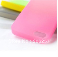 The case for iphone5 silicone shell phone case
