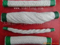 Ceramic fiber knitted rope ceramic packing