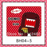 Free Shipping Domo kun laptop mouse pad 10pcs/lot coumputer mouse mat