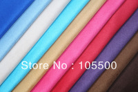 Free Shipping 100% Polyester Suede Fabric Upholstery Fabric Sofa Fabric  HT-PSDF-01  For Retail And Wholesale