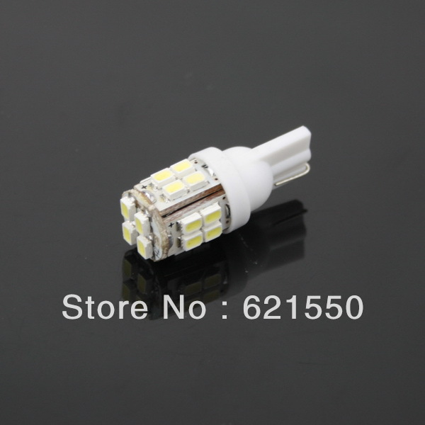 T10 3020 Bulb Wedge Car 20 LED SMD White Light New,Side Marker lamp, Auto Tail Light, Back up Lights,Light auto drl(China (Mainland))