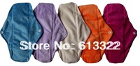 Minky Comfortable Cloth Pads for Women