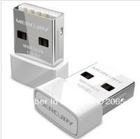 The MERCURY / Mercury MW150US ultra-compact 150M Wireless USB Adapter