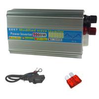 48v 220v electric inverter 1000w  modified sine wave  inverter free shipping