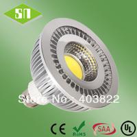 free shipping 16w  E26 cob ce rohs saa ul led par38 spotlight