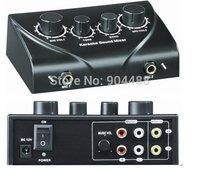 Free shipping .HD-N3   Karaoke   mixer  high quality Karaoke Echo Mixer --Sing a song on PC NB Laptop