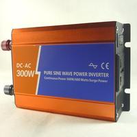 inverter 48v 220v 300w pure sine wave  inverter free shipping
