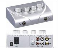 Free shipping . 2piece/lot  , HD-N1  Karaoke concrete  mixer  high quality Karaoke Echo Mixer --Sing a song on PC NB Laptop