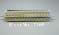free shipping 100% Guaranteed 2pcs/lot 2years warranty CE&Rohs 189mm R7S 18W LED Bulb hot sale!