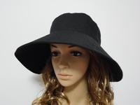 Uv sunscreen anti-uv women's hat summer sunbonnet beach cap sun hat big hat along