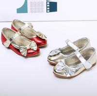 2013 the latest Korea synchronous shoes round toe paillette bow color block decoration hemming suspenders velcro single shoes