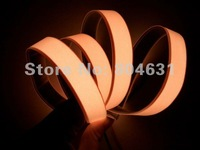 14mm*800mm orange El tape + DC12V inverter