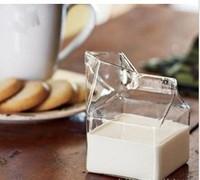 Free shipping 5pcs/lot Milk box of glasses