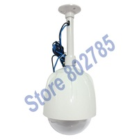 Outdoor Ceiling Installation Dome Case Clear Color for Foscam FI8918W or Similarities