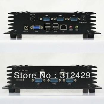 embedded system fanless IPC mini size