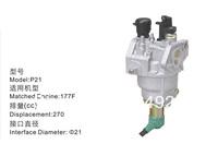 GX270 carburetor, 177F engineering