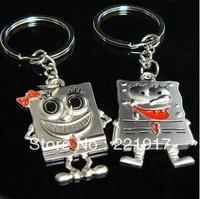 Min. Order is $10 ( Can Mix order )! Couple keychains hang | | key couple spongebob squarepants