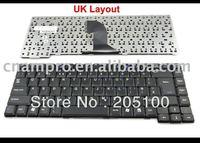 New Laptop keyboards for Benq A33E, Medion 8699 MiM 2230 Black UK version - K011818Q5